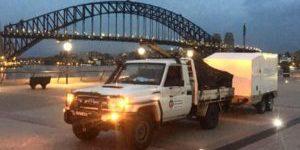 Tight Site Drilling Australia